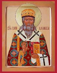 Первый архиепископ земли Казанской